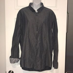 EUC STEEL & JELLY men's button down XXL